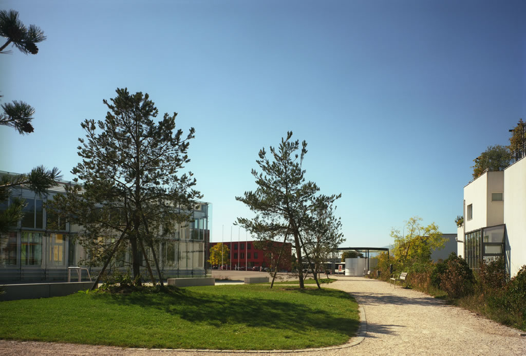 Holdener Architectures - Plan de Quartier de Cressy