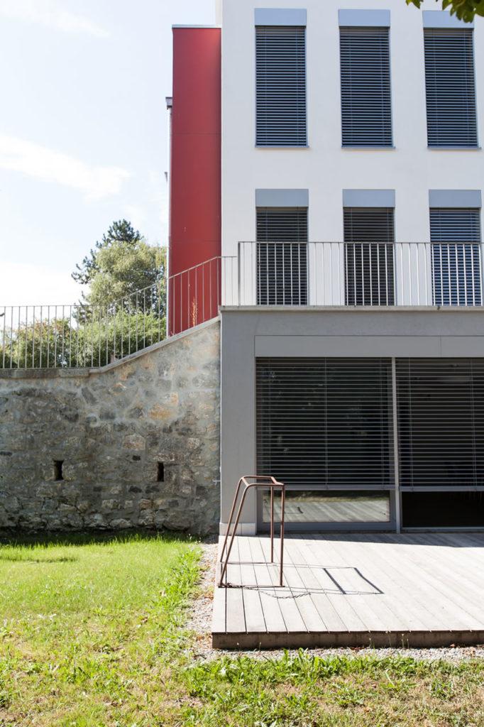 Holdener Architectures - Commune d'Avusy